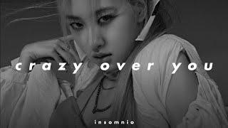 blackpink - crazy over you (𝒔𝒍𝒐𝒘𝒆𝒅 𝒏 𝒓𝒆𝒗𝒆𝒓𝒃)