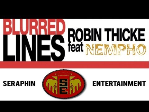 Robin Thicke Blurried Lines Remix Feat Nempho