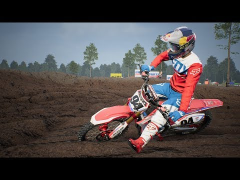 Mxgp Pro Ken Roczen Honda Crf 450 Thegame Hun Video Dangdutanme