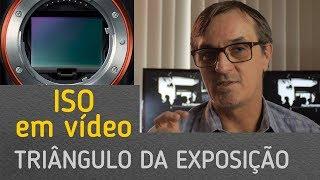 ISO na filmagem com DSLR - Triangulo da Exposição