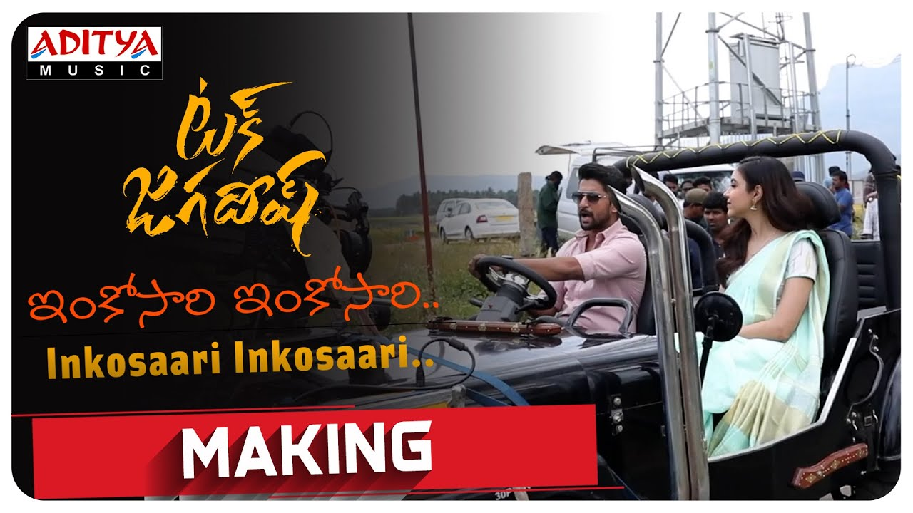#InkosaariInkosaari​ Song Making | Tuck Jagadish
