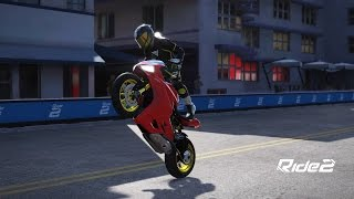 RIDE 2 stunt edit