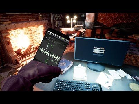 Stealing from Dead People – Treasure Hunter Simulator