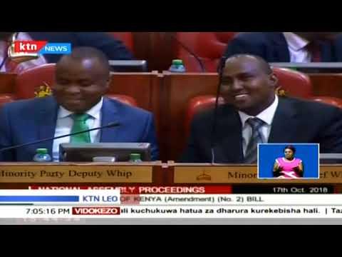 Mswada wa kubadilisha siku ya uchaguzi umefeli bungeni