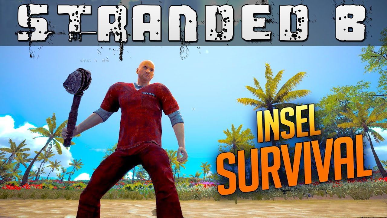 Stranded B 01 | Insel Survival | Angespielt | Early Access thumbnail