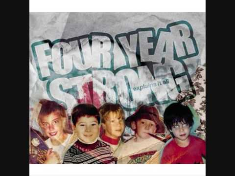 Four Year Strong - Bullet With Butterfly Wings Mp3