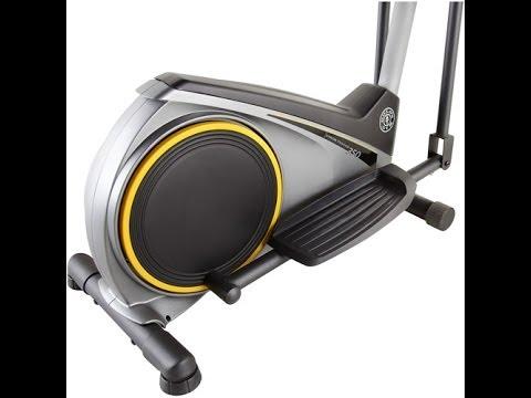 Gold's Gym Stride Trainer 350 Elliptical Build