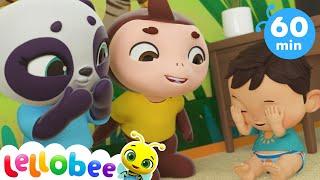 Peekaboo Song  + More Nursery Rhymes & Kids Songs - Little Baby Bum