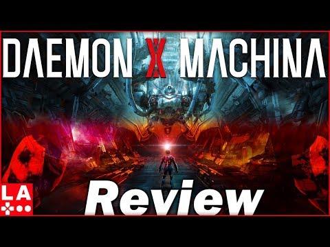 Daemon X Machina Review video thumbnail