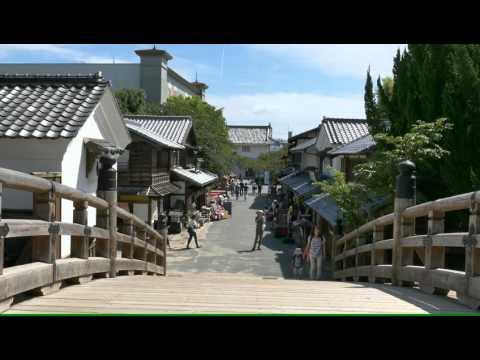 TOEI Studio Park, Kyoto 4K
