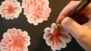 Рисуем очень красивые Цветы