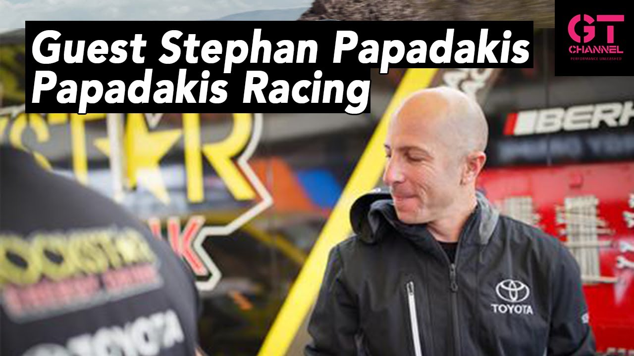 Stephan Papadakis Import Drag Racing Legend and Formula Drift Champion Team Owner - Podspeed