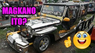 Limited Edition Owner Type JEEP Magkano Kaya? FIREBIRD DISPLAY CENTER CAVITE