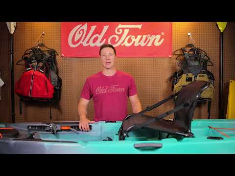 Old Town Topwater Series: Features Overview