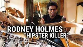 "Meinl Cymbals - Rodney Holmes - ""Hipster Killer"""
