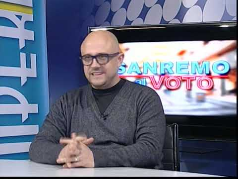 SANREMO AL VOTO : ALESSANDRO CONDO' SANREMO LIBERA