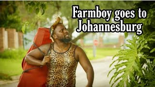 Gumede finally leaves home (Nongoma) to visit his brother Lethu in Johannersburg. Now Gumede is not used to the city life, everything is new to him.
