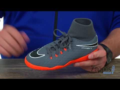 1fa2eff23801 j.r.i.c · Nike Kids Jr. Hypervenom PhantomX 3 Academy Dynamic Fit IC Soccer  (Little KidBig Kid