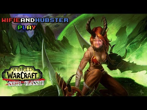 World of Warcraft CLASSIC Gameplay - WoW LIVE - 55+ PvP & content