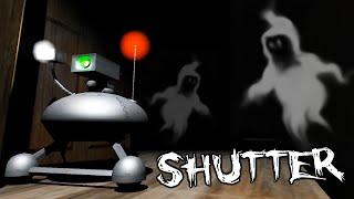 НЕОБЫЧНЫЕ ИГРЫ - Shutter (Охота на Призраков)