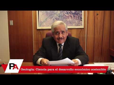 Entrevista al presidente del XIX Congreso Peruano de Geología