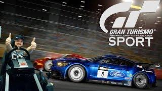 Gran Turismo Sport closed beta PS4 на руле Fanatec ClubSport - Ожидаемый симрейсинг года или нет?