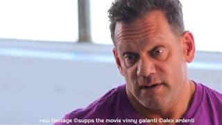 Vinny Galanti joins cast of SUPPS: The Movie