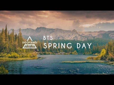 BTS (방탄소년단) - 봄날 (Spring Day) Piano & String Orchestra Version