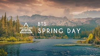 BTS (방탄소년단) - 봄날 (Spring Day) Piano & String Orchestra Version