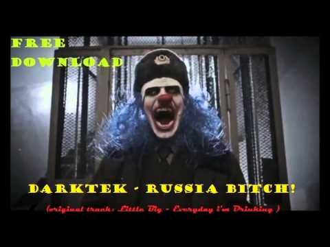Darktek - Russia Bitch! (видео)