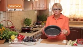 Maria Ożga Poleca: Cały obiad w jednym Garnku Kamiennym Stone Legend