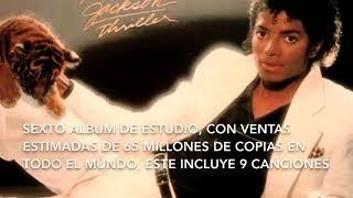 30De Noviembre De 1982 - Michael Jackson/Álbum, Thriller