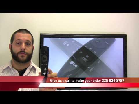 LG ANMR3006 Remote Control