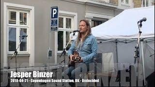 Jesper Binzer   Undecided   2018 04 21   Copenhagen Sound Station, DK