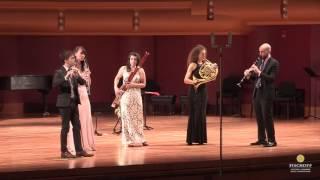 Maslanka: Quintet for Winds No. 3, Mvt. 1, Slow-Moderate