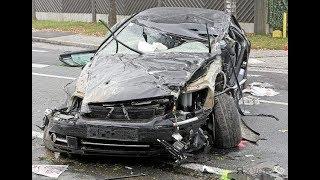 Аварии июнь 2018