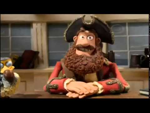 Martin Freeman - So you Want To Be A Pirate! (2012) - Video Short