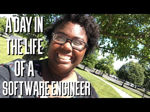 A Day in the Life of a Software Engineer | BREE HALL