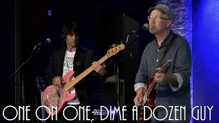 ONE ON ONE: Marshall Crenshaw - Dime A Dozen Guy May 28th, 2015 City Winery New York