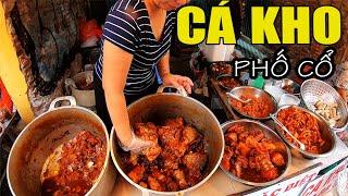 Stew fish in Hanoi old quarter   New finding make Hanoi people love cuisine more