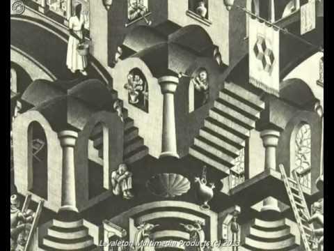 Vidéo de Maurits Cornelis Escher