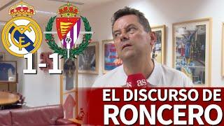 """El tanto de Sergi Guardiola enmudeció al Bernabéu y defraudó a Roncero que vio cómo el Madrid fue incapaz de aguantar el resultado. """"Es deprimente"""".  Disfruta de la mejor actualidad deportiva en nuestra web!: http://www.as.com  No olvides suscribirte a nuestro canal: https://www.youtube.com/user/DIARIOAScom  Y síguenos en nuestras redes sociales:  Facebook: https://www.facebook.com/as Twitter: https://twitter.com/diarioas Instagram: https://www.instagram.com/diarioas"""