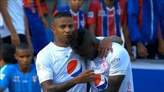 Unión Magdalena Vs. América (0-3) | Liga Aguila 2019-I | Fecha 16