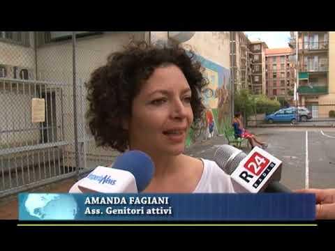 ANCHE L'ASSOCIAZIONE GENITORI ATTIVI AL TORNEO DI BASKET CENTRO PASTORE CUP