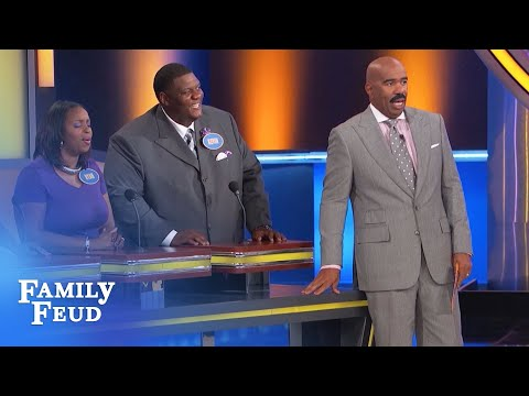 Best Family Feud Answer of All Time | WDKX com