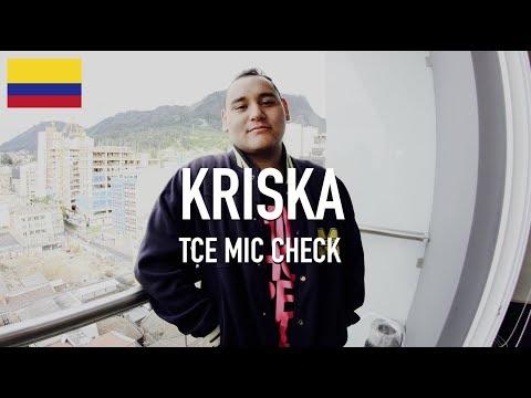 Kriska - Untitled [ TCE Mic Check ]