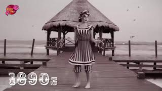 Эволюция бикини / 1890 - 2015 / Evolution of the bikini / VOS64
