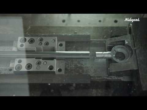 ´Making of´ Midgard Maschinenleuchte Reedition 2017