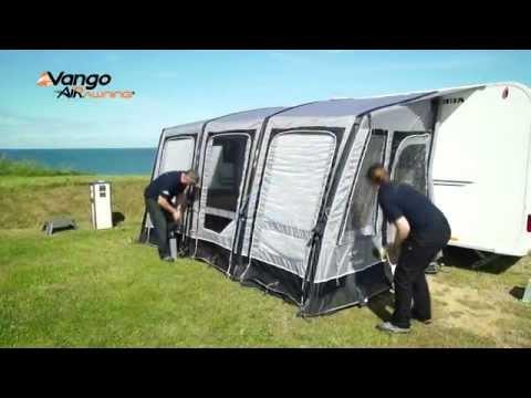 Vango Varkala III 280 AIR inflatable caravan awning 2018 ...