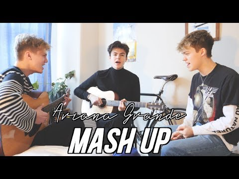 Ariana Grande Mashup (New Hope Club Cover)